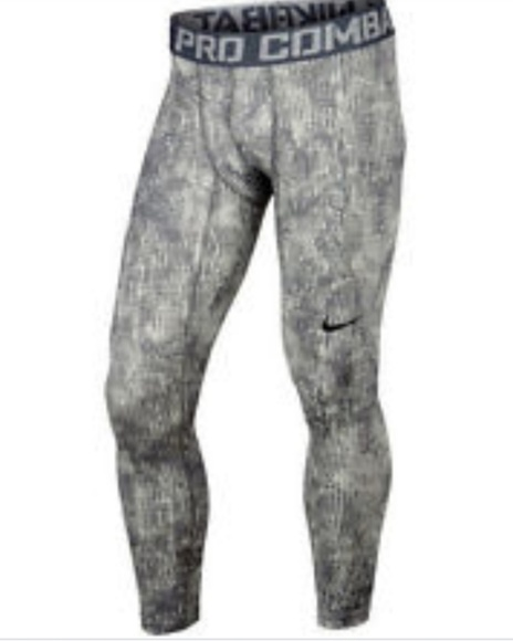 10e1bb084d381 Nike Pants | Pro Hyperwarm Lite Compression Train Tight | Poshmark